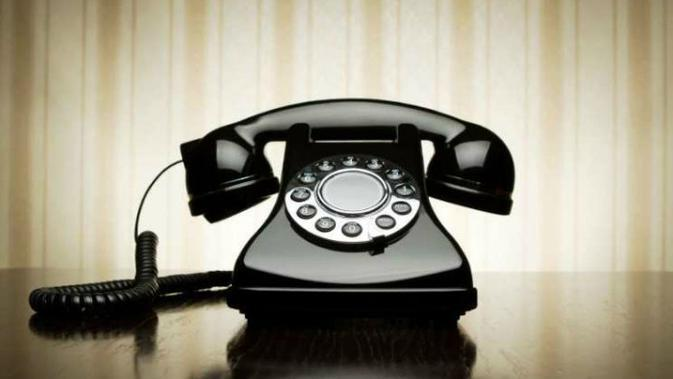Ilustrasi telepon (iStock)