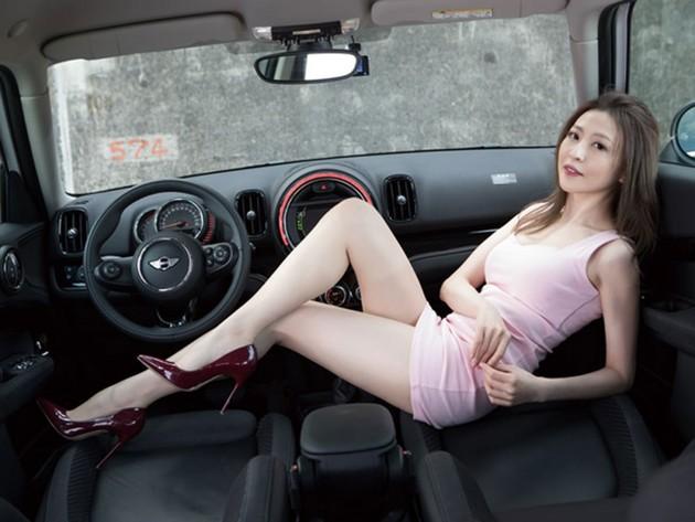 【Date With LUCY】一同分享迷你精神 MINI Cooper S Countryman
