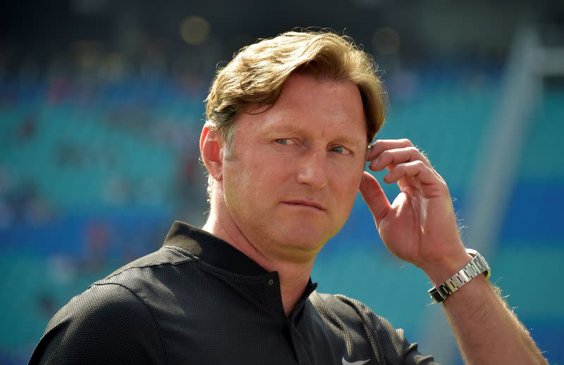 Hasenhuettl to prioritise youth, not transfer market next season