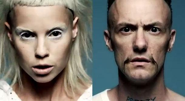 Die Antwoord: Still Weird In Alexander Wang's Latest Fashion Video