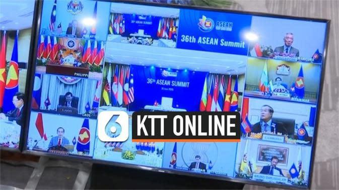 VIDEO: Vietnam Tuan Rumah ASEAN Online di Tengah Pandemi Covid-19