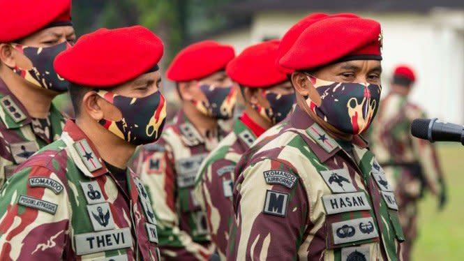 Ngeri, Danjen Kopassus TNI Ikut Operasi Militer Turki dan China