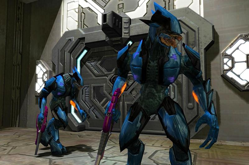 The History of the Xbox Halo Combat Evolved ss2