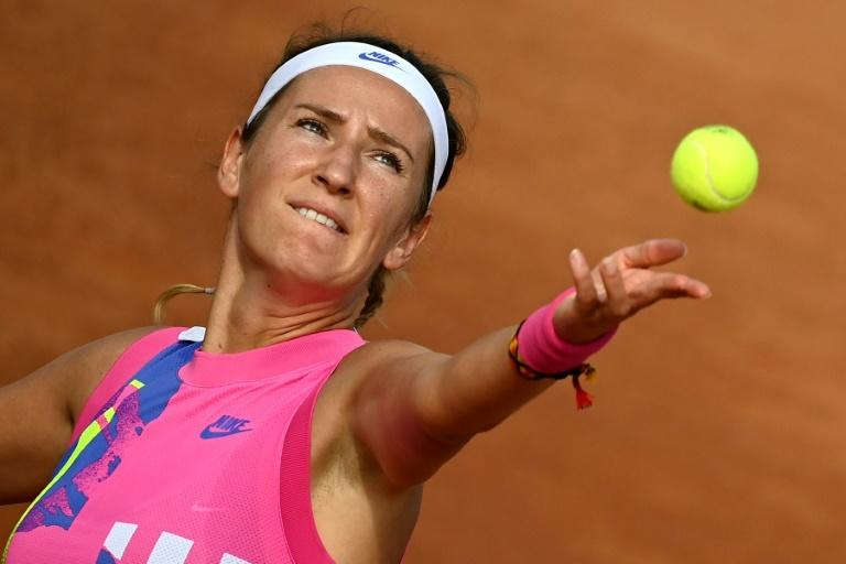 Azarenka embraces French Open test after years of hating clay
