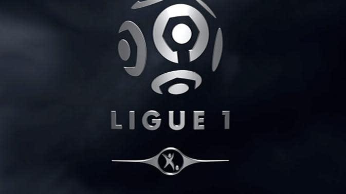 Logo Ligue 1. (Olympique de Marseille)