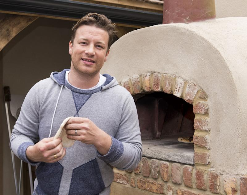 First Person: Jamie Oliver on How 'a Little Extra Care and Attention' Turned a 'Thick Kid' Into One of Today's Most Popular Chefs