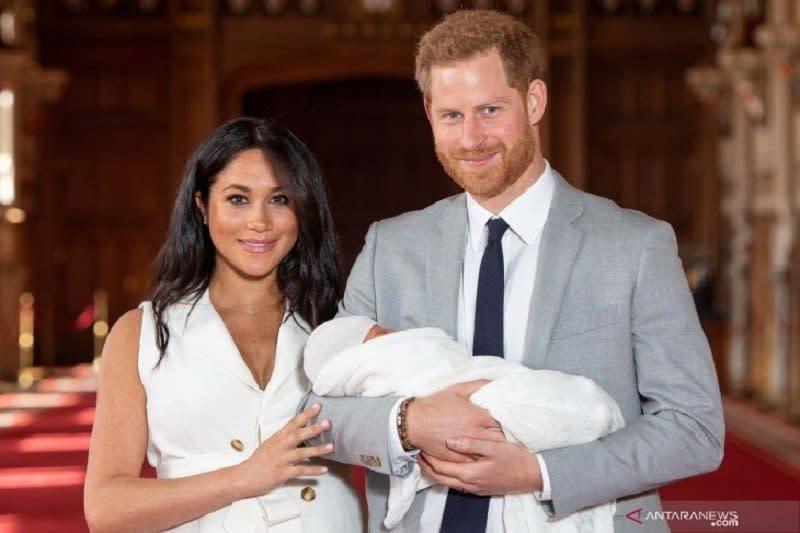 """Pangeran Harry - Meghan Markle ucapkan """"terima kasih"""" kepada Kanada"""