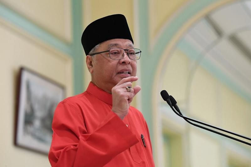 Senior Minister Datuk Seri Ismail Sabri Yaakob said that the government has received appeals from driving schools nationwide and agreed to allow them to resume operations. — Bernama pic