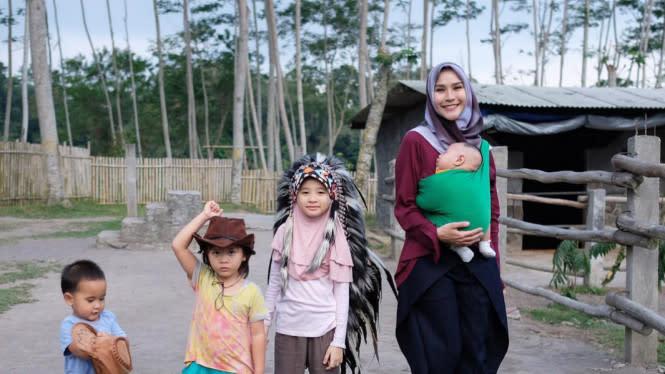 Anak Zaskia Adya Mecca Idap Tonsilitis Folikularis, Ini Perawatannya