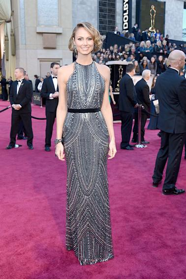 85th Annual Academy Awards - Arrivals: Stacy Keibler