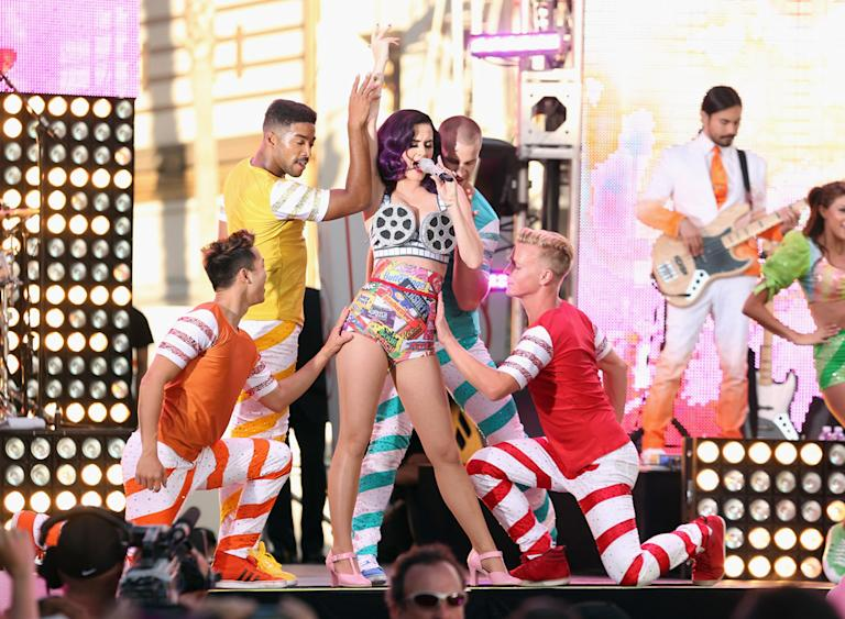 Katy Perry Part of Me Premiere Concert