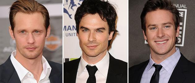 '50 Shades of Grey' casting dreams