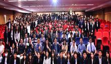 明道中學模擬聯合國逾50校參與 唐鳳創意揭幕