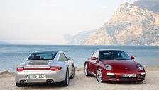 2012 Porsche 911 Targa
