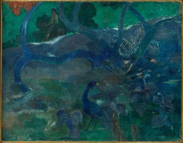 Rare Gauguin fetches 9.5 mn euros at Paris auction
