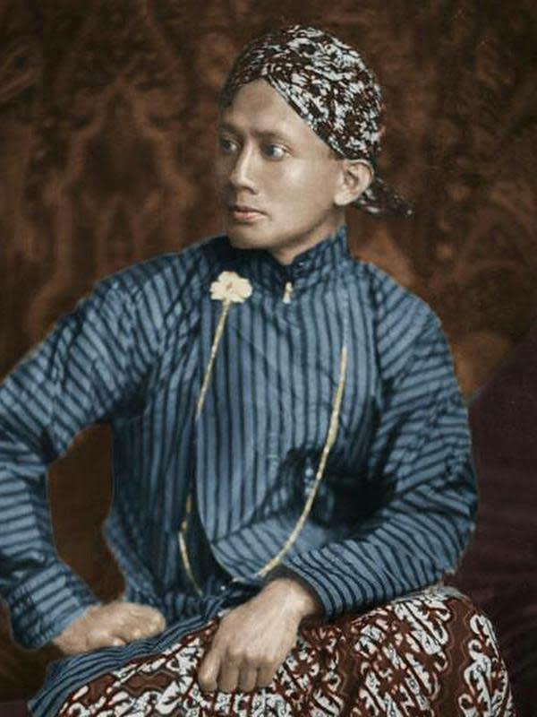 Tokoh Pers dan pendidikan masa kolonial, Kartono, kakak kandung R.Ay. Kartini (Liputan6.com/Wisnu Wardhana-Ahmad Adirin)