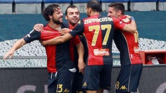 17 Pemain Genoa Positif COVID-19, Fakta Miris Terungkap