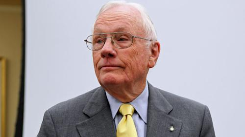 Neil Armstrong Recovering from Heart Surgery