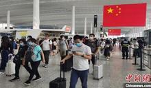 中國大陸雙節首日9700萬人出遊 恢復去年7成水準