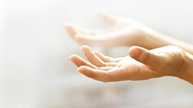 Ilustrasi berdoa (iStock)