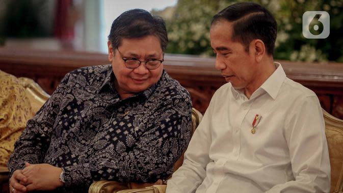 Menko Airlangga Klaim Penanganan Covid-19 dan Ekonomi di Indonesia Masuk 5 Terbaik di Dunia