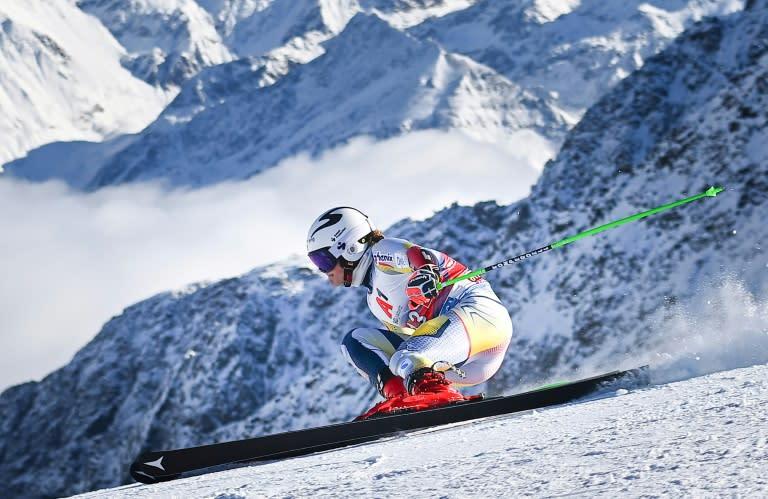 Norway's Lucas Braathen springs upset in World Cup season opener