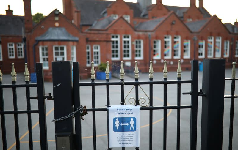 UK head teachers concerned about COVID test and trace scheme - survey