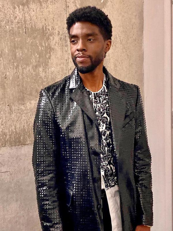 Chadwick Boseman. (Foto: Instagram @chadwickboseman)