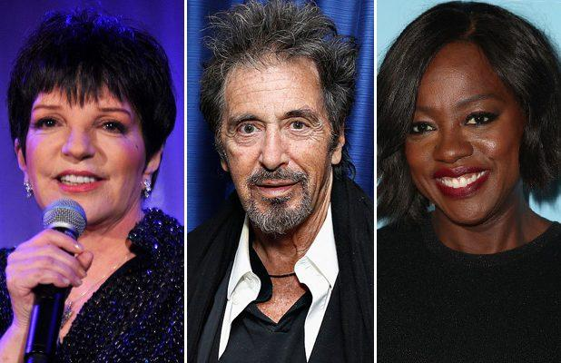 26 Stars Who Only Need a Grammy to EGOT, From Liza Minnelli to Al Pacino (Photos)