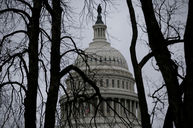 U.S. Congress in talks on coronavirus small business aid after partisan clash