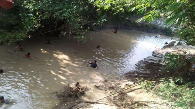 Dicari-cari Prajurit TNI, M Fadli Ditemukan Meninggal di Sungai