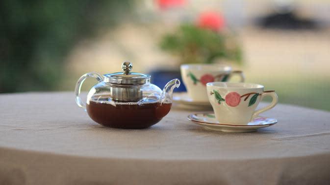 ilustrasi manfaat minuman teh kunyit untuk kesehatan tubuh yang jarang diketahui/pexels