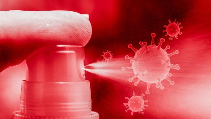 Interpretasikan mutasi virus Corona. Sumber: Pixabay