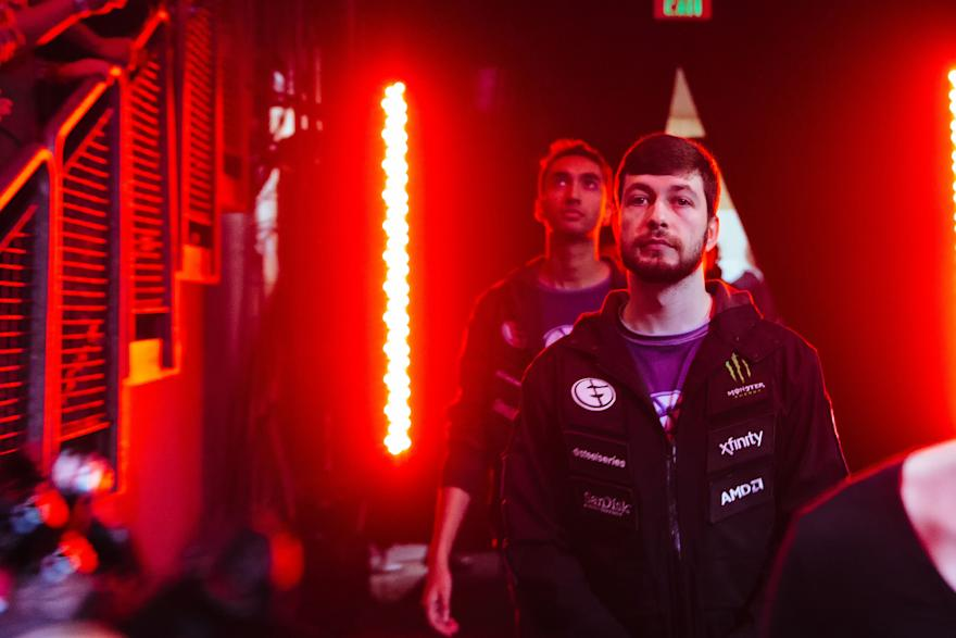 Fear will be stepping down from the Evil Geniuses roster for the firs ttime in 5 years (Valve)