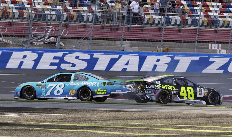 NASCAR Racing Returns Auto Racing