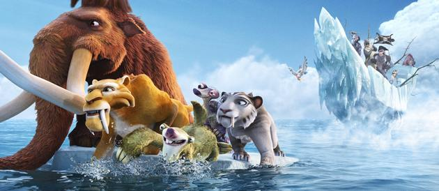 Weekend Picks: 'Ice Age: Continental Drift'