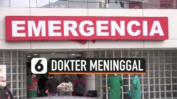 VIDEO: 65 Dokter Meninggal Dunia karena Covid-19 di Peru