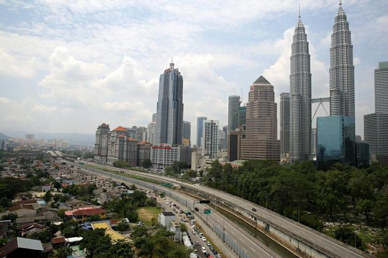 According to the report, while Kuala Lumpur was affected by weak market sentiment in the first half of 2020, it remained resilient as the government has announced a stimulus package with incentives targeted at the residential property market. ― Picture by Choo Choy May