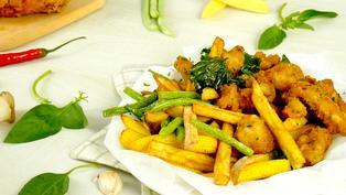 國民宵夜!讓人欲罷不能的鹽酥雞製作方法大公開,簡單又好吃
