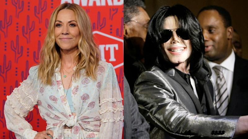 Sheryl Crow toured with Michael Jackson during his heyday. Photo: Getty Images