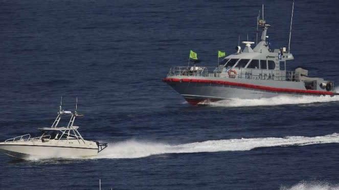 VIVA Militer: Kapal Perang Cepat milik Garda Revolusi Islam Iran (IRGC)