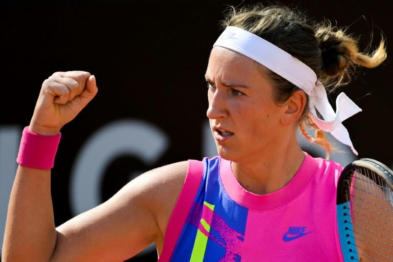 Azarenka dumps out Venus Williams in Rome