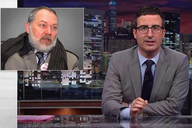 John Oliver Called 'Liar' and 'Fraud' by Anti-Gay Church Leader