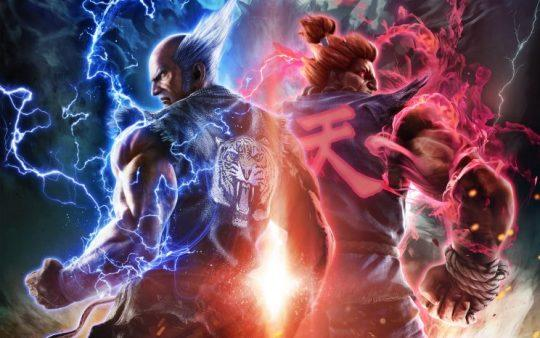 Tekken 7 coming to PS4, PC and Xbox One in 2017