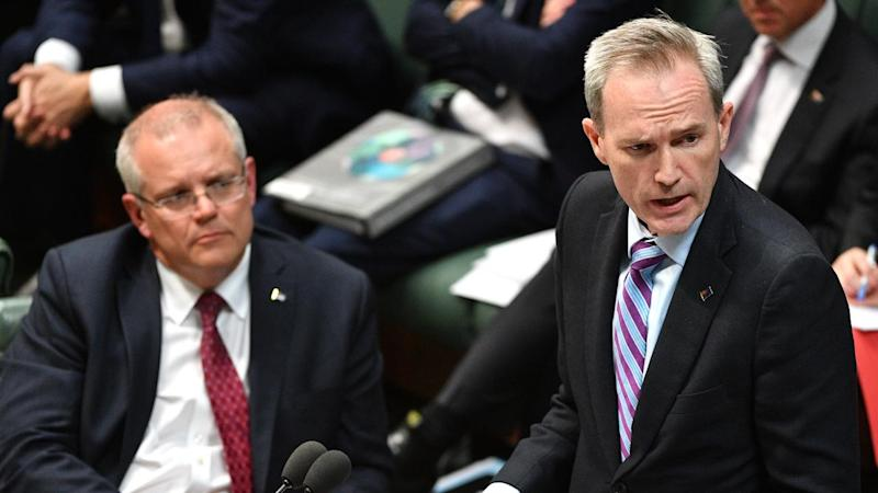Immigration Minister David Coleman says the Morrison government won't change its detention policy
