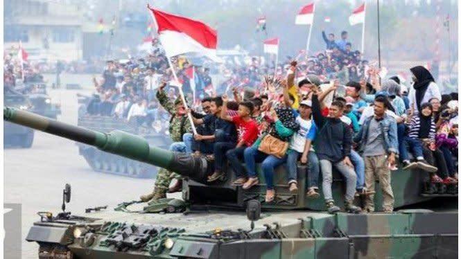 TNI Bersifat Ma'ruf Masuk ke Swasta