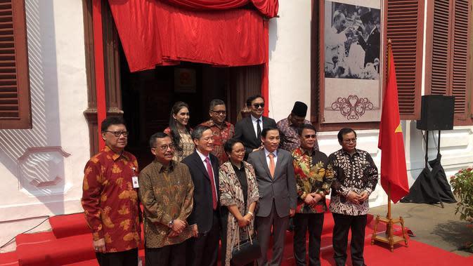 Mengenang 60 Tahun Hubungan Indonesia-Vietnam