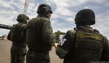 墨西哥動用軍隊應付難民
