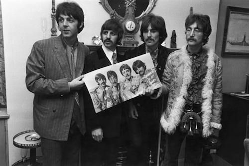 Signed Copy of the Beatles' 'Sgt. Pepper' LP Rockets Past Predicted Auction Price