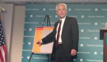 白宮顧問納瓦羅與白邦瑞對談》疫情害全球損失20兆美元 總有一天跟中共算總帳